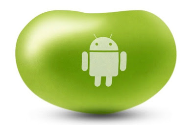 logo jelly bean android