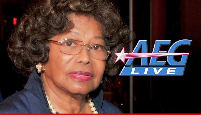 Michael's mother Katherine seeks justice filing suit against AEG