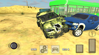 Screenshots of the Hill Offroad SUV 3D for Android tablet, phone.