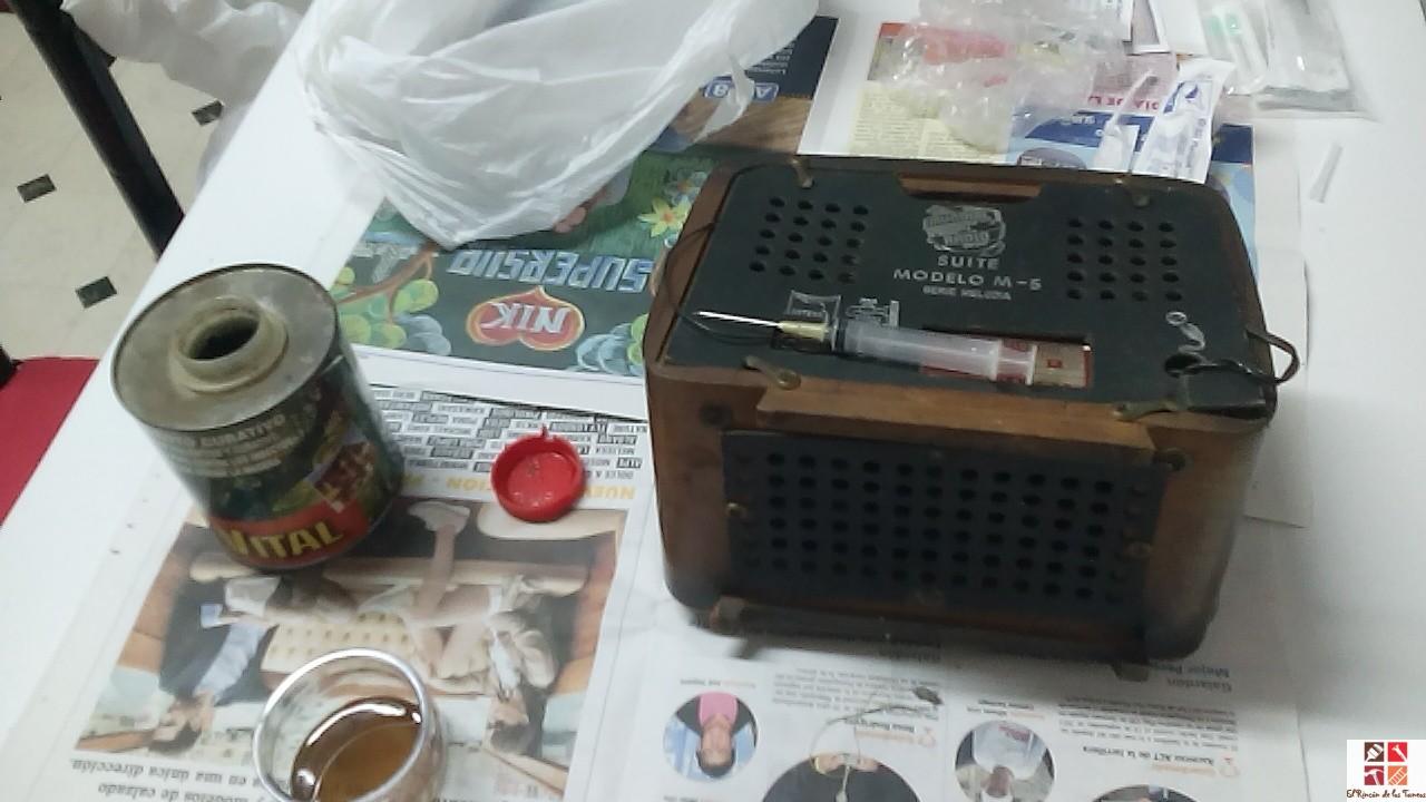 El rinc n de los tuneos te puedo ayudar mis radios - Como eliminar la carcoma ...