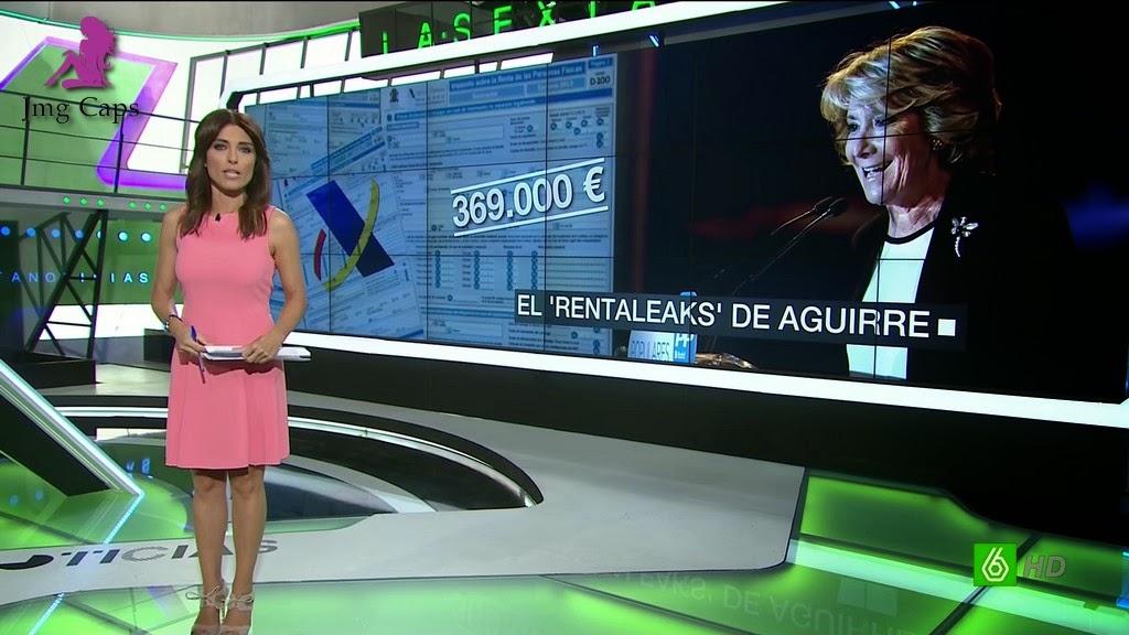 HELENA RESANO, LA SEXTA NOTICIAS (22.05.15)