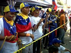 Solidarios con los jóvenes estudiantes de #OperaciónSoberanía #NOALACUBANIZACION
