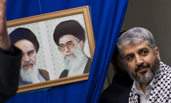 """Cibir Dunia Islam, HAMAS: """"Iran, Satu dari Sedikit Negara yang Dukung Palestina"""""""