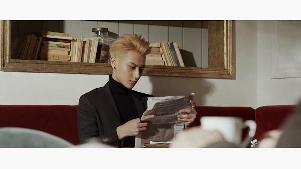 EXO's Tao in EXO Pathcode teaser