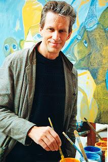 Gam Klutier, pintor, holanda, lima, arte