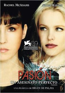 Pasión, un asesinato perfecto (Passion)