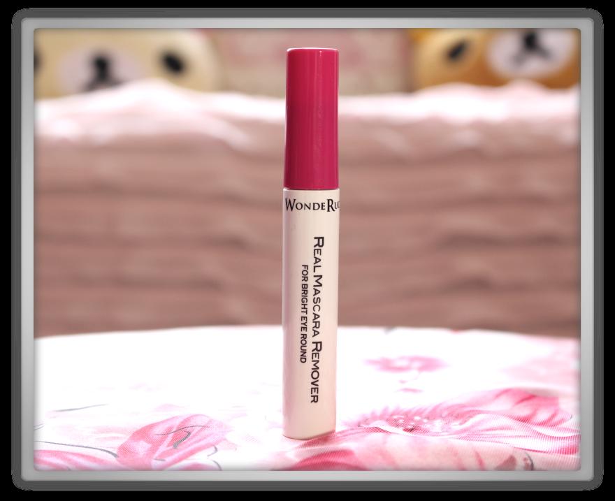 WondeRuci products haul & review korean cosmetics asian memebox cacao chocolate honey serum Propolis cream real mascara remover