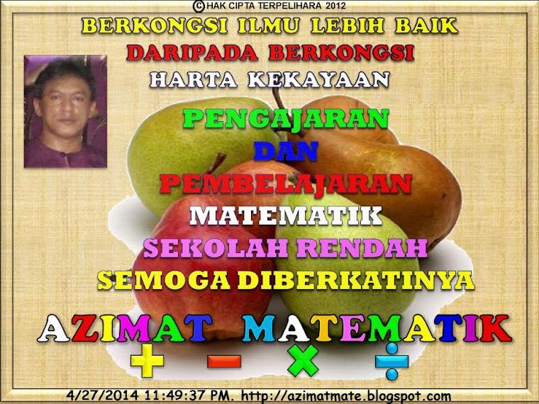 AZIMAT MATEMATIK