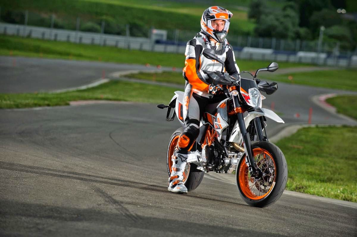 KTM 690 SMC R Bike Price