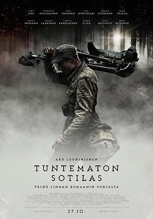 Filme The Unknown Soldier - Legendado 2018 Torrent