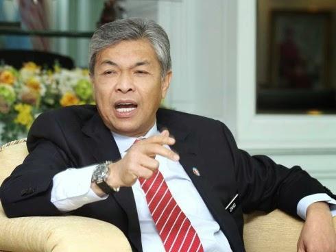 Zahid Hamidi ahli politik dibiayai hasil judi haram