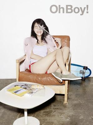 Kang Seung Hyun - Oh Boy! Magazine Vol.56