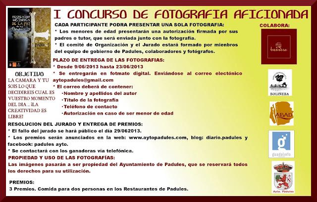 I concurso fotografía la paz de las alpujarras
