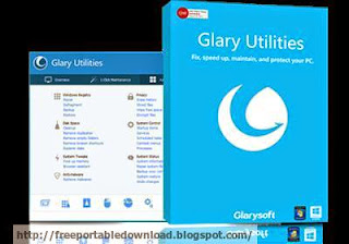 Glary Utilities Pro 5.3.0.8 to protects your privacy and makes your computer faster and cleaner
