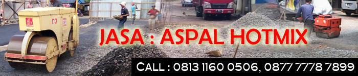 Jasa Aspal Hotmix Murah 087777787899