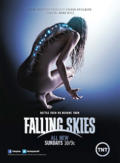 ver Falling Skies Temporada 3×03 Badlands