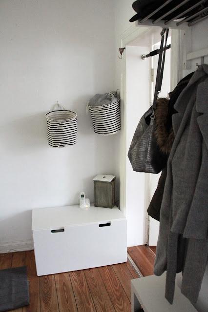 Housedoctor und H&M Home im skandinavischen Minimalismus: Flur