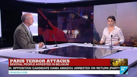 frekuensi channel France 24