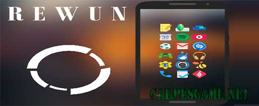 Rewun – Icon Pack Apk v3.4.0