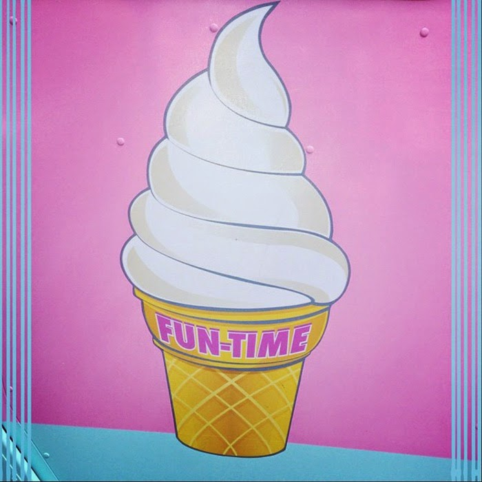 ice cream, graphic, colorful, pop art, milk shakes,