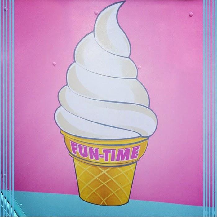 ice cream, graphic, colorful, pop art, milk shakes,