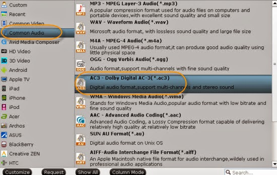 Good Advice on Playing MKV on Mac with QuickTime Easily  Audio-to-ac3