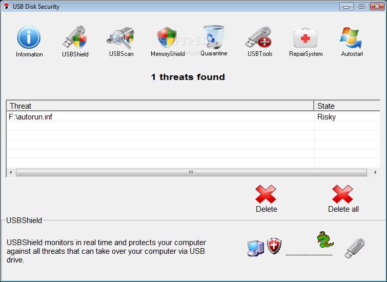 antivirus for usb free download