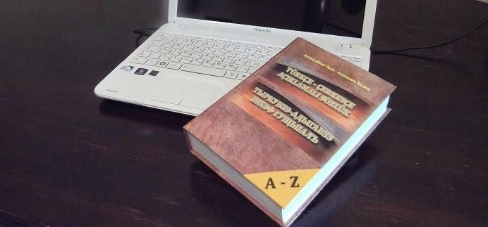 Türkçe - Çerkesçe Sözlük Siparişi
