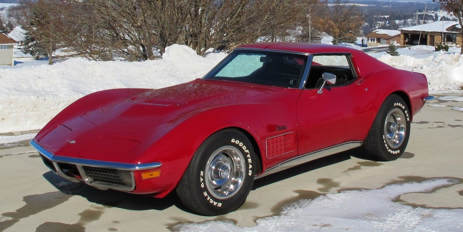 The gallery for classic american cars 1970s for All american classics