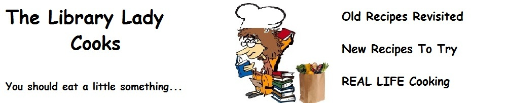 The Library Lady COOKS