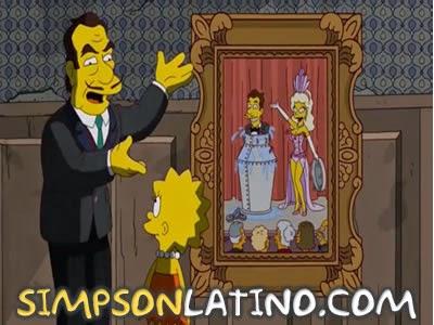 Los Simpson 22x18