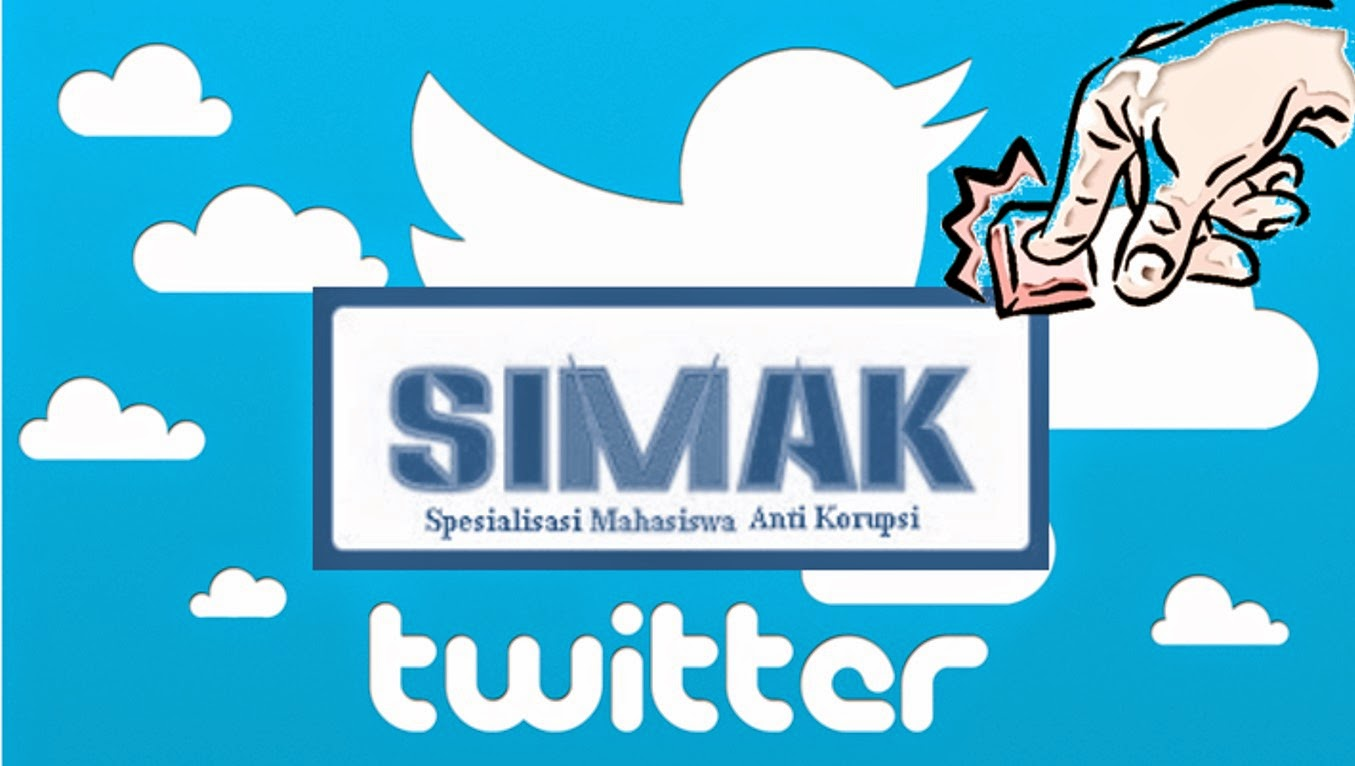 Twiiter SIMAK Klik :