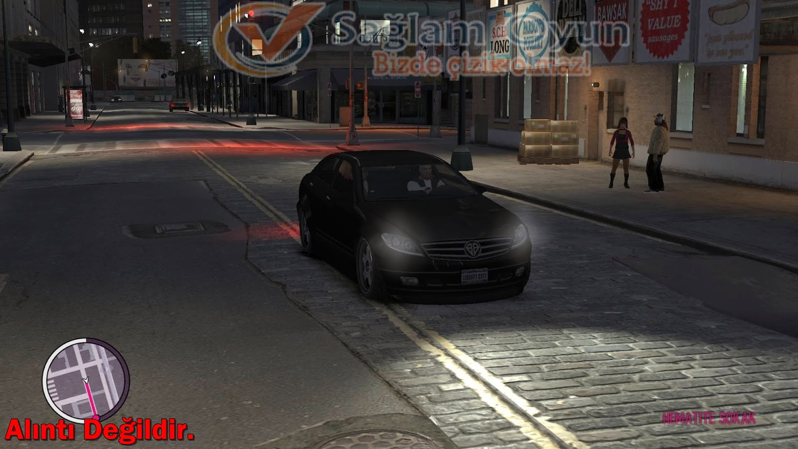 Download GTA Episodes from Liberty City - Torrent Game for PC