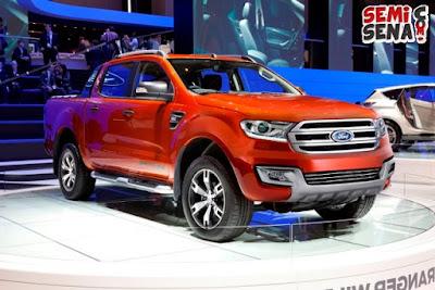Ford Prepares Three New Ammunition for GIIAS 2015