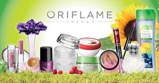 Oriflame y sus productos