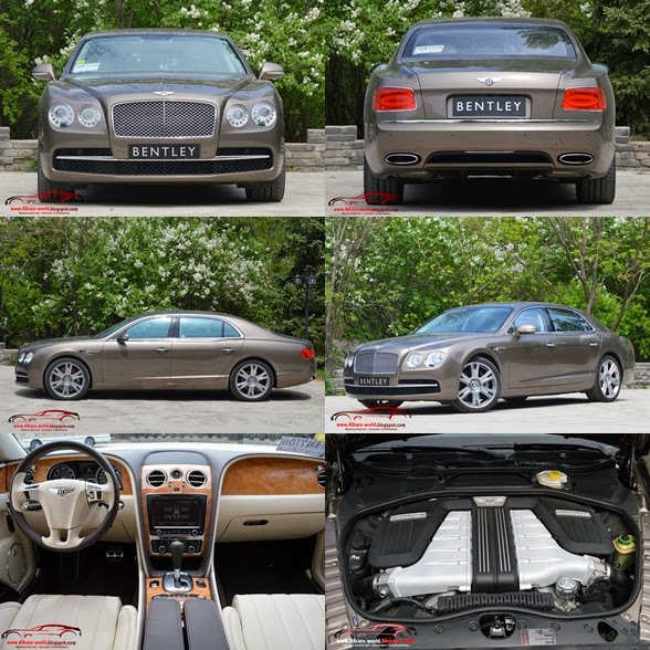 Automotive News: 2014 Bentley Flying Spur