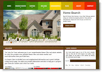 Homer Glen homes and real estate website