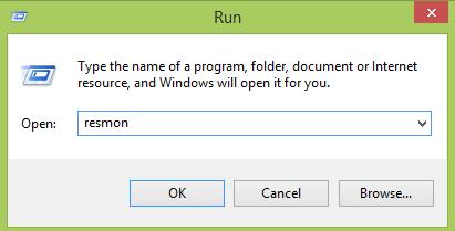 "run ""resmon"""