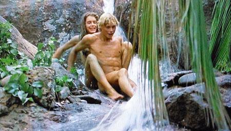 Brook shieldsblue lagoon nude