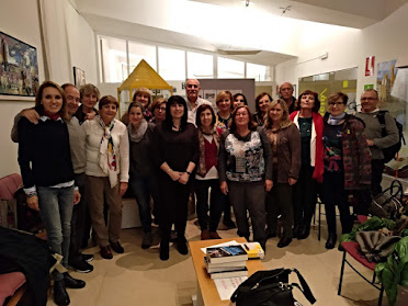Coordino el Club de Lectura de NOVEL·LA NEGRA de la Biblioteca Pública de Lleida