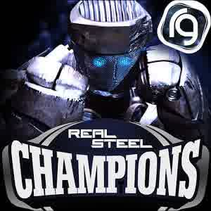 Real Steel Champion Mod Apk (Unlimited Money) Android
