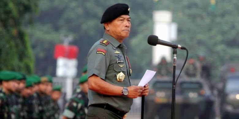 Soliditas TNI-Polri Terbangun Kalau Menderita Sama-sama