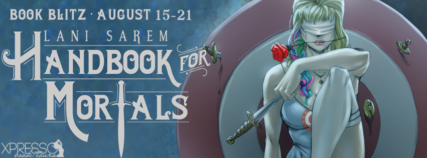 Handbook for Mortals Book Blitz