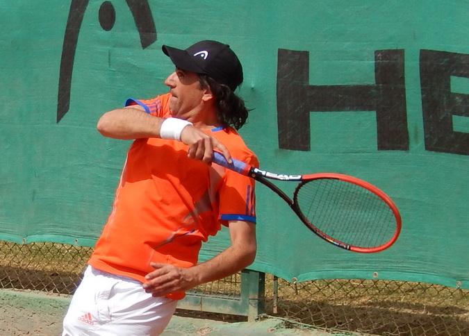 ITF SENIORS G1 NAUTICO SAN ISIDRO - FINALES