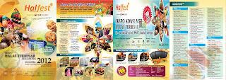 Halfest Halal Fiesta Malaysia PWTC Offer 2012