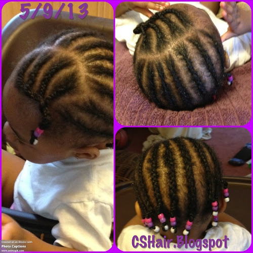Toddler Hairstyles For Little Curls Amp Naturals By Cshair