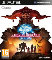 Final Fantasy XIV: A Realm Reborn PS3