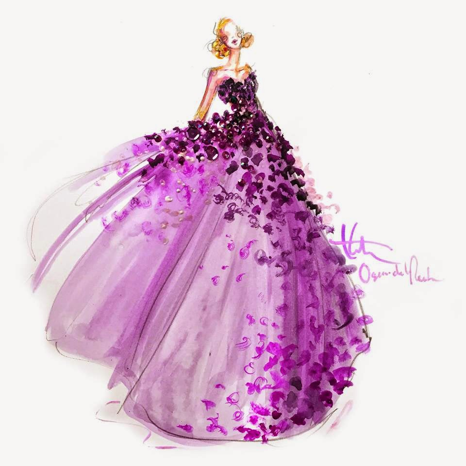 Red Blooded Woman By Hayden Williams besides Thesketchbook furthermore Sketches further Clip Chandelier furthermore Oscar Awards 18219902. on oscar de la renta illustration