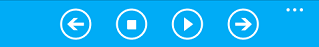CommandBar en Windows Phone 8.1