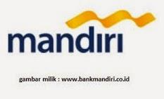 Lowongan Kerja Bank Mandiri Februari 2015